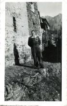 Maria Peron a Cicogna, in Val Grande.