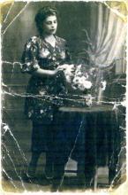 Ritratto di Cleonice Tomassetti